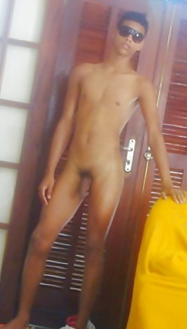nude latin boys