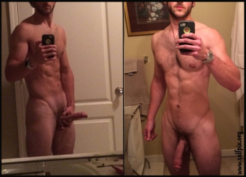 Hunk Self Shot