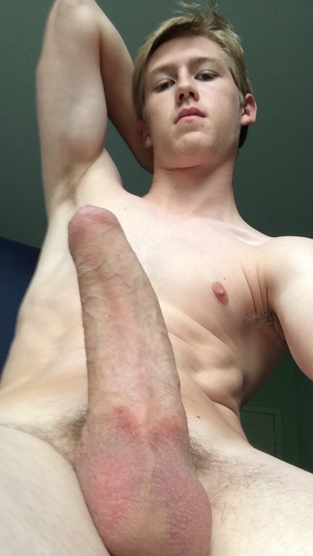 Teen Dick Self Pics